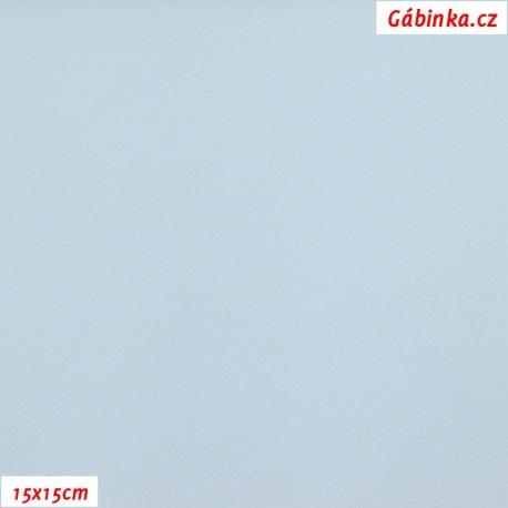 Koženka, sv. modrá, SOFT 221, 15x15cm