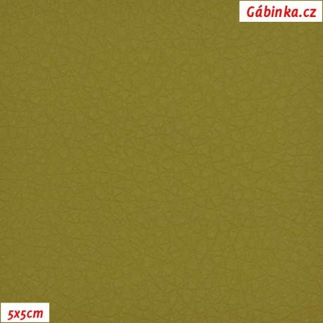 Koženka, bledá zelená, SOFT 20L, 5x5cm