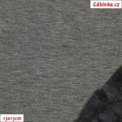 Warmkeeper MODAL - Šedý, šíře 145 cm, 10 cm