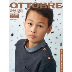 Časopis Ottobre design - 2019/6, Kids, zimní vydání