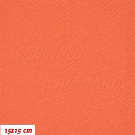 Kočárkovina MAT 307, cihlová, 15x15cm