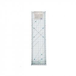 Pravítko na patchwork MILWARD 215 2112, 10x45 cm