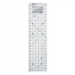 Pravítko na patchwork MILWARD 215 2109, 16x60 cm