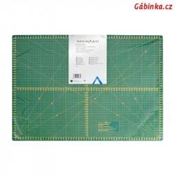 Řezací podložka na patchwork MILWARD - 60x90 cm