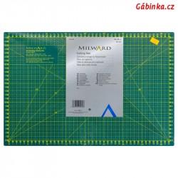Řezací podložka na patchwork MILWARD - 45x30 cm