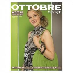 Časopis Ottobre design - 2009/2, Woman, jaro/léto - titulní strana