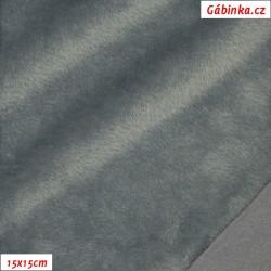 Warmkeeper - Šedý 2420/51, šíře 150-155 cm, 10 cm