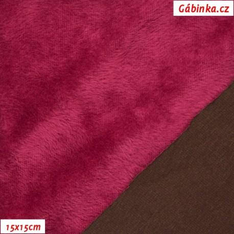 Warmkeeper - Hnědý-fialový 2420/772, 15x15 cm