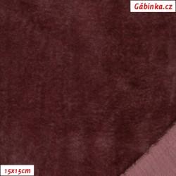 Warmkeeper MODAL - Starorůžový, šíře 145 cm, 10 cm