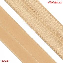 Lemovací guma půlená 32 - tělová, šíře 19 mm, 1 m
