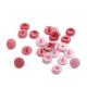 """Patentky """"Color snaps Mini"""" 9 mm PRYM LOVE 393 500, Růžová kombinace, obr. 3"""