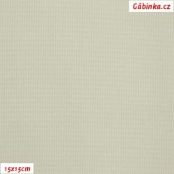 Kočárkovina, Světlejší šedá, MAT 914, šíře 160 cm, 10 cm - 15x15cm