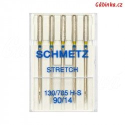 Jehly - Schmetz STRETCH 130/705 H-S, 90/14, 5 ks