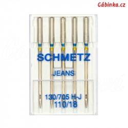 Jehly Schmetz - JEANS 130/705 H-J, 110/18, 5 ks