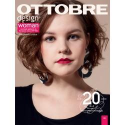 Časopis Ottobre design - 2020/2, Woman, jaro/léto - titulní strana