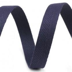Keprovka BA/PAD - tmavě modrá, Atest 1, šíře 1,2 cm, 1 m