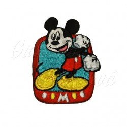 Nažehlovačka, Disney, Mickey Mouse tančí