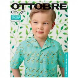 Časopis Ottobre design - 2017/3, Kids, letní vydání