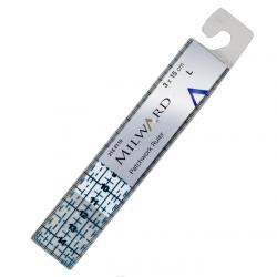 Pravítko na patchwork MILWARD, 3x15 cm