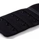 Pružný prodlužovač podprsenek PRYM 992 151 - černý, 5 cm, 3 háčky ve 3 řadách, 1 ks