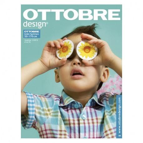 Ottobre design kids, 2012-03, Titulní strana