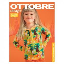 Ottobre design kids, 2012-04, Titulní strana