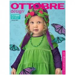 Časopis Ottobre design - 2012/1, Kids, jarní vydání