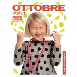 Časopis Ottobre design - 2014/1, Kids, jarní vydání