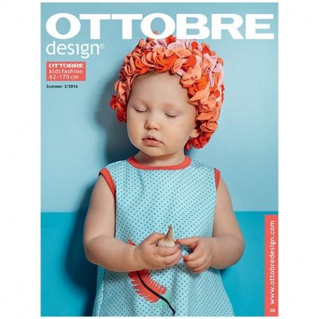 Ottobre design Woman, 2016-03, Titulní strana