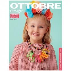 Časopis Ottobre design - 2017/1, Kids, jarní vydání