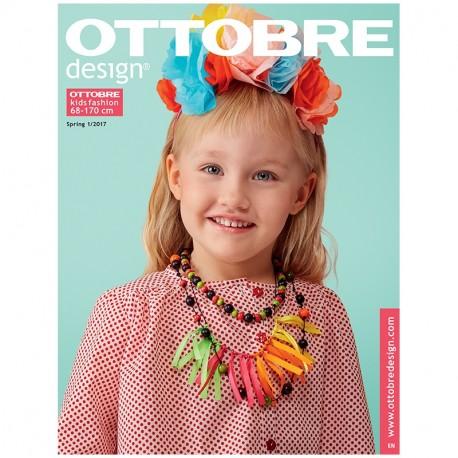 Ottobre design Kids, 2017-01, titulní strana