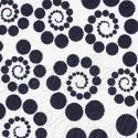 Spirálky z puntíků