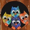 Desiree Habicht - Owl in the Family